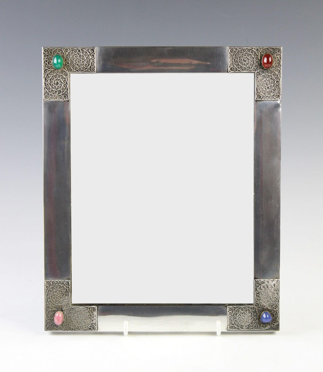 14. A Russian silver frame SOLD for £3,800 - March 2018