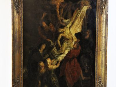 31. Flemish school manner of Rubens SOLD for £6,700