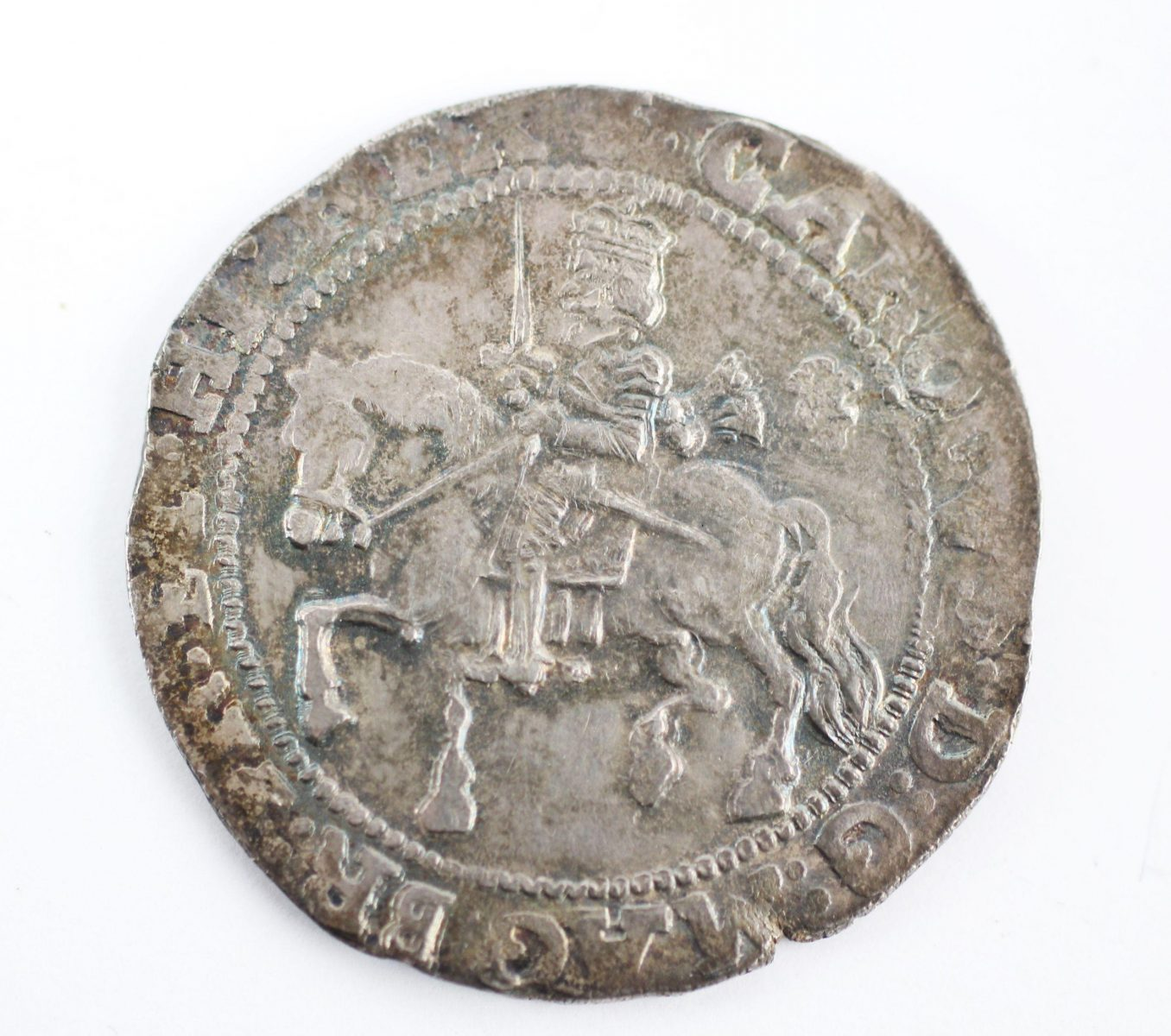6. A collection of early British coins SOLD for £4,500 - May 2018