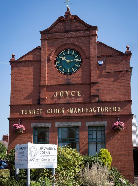 joyce building trevanion and dean auctioneers