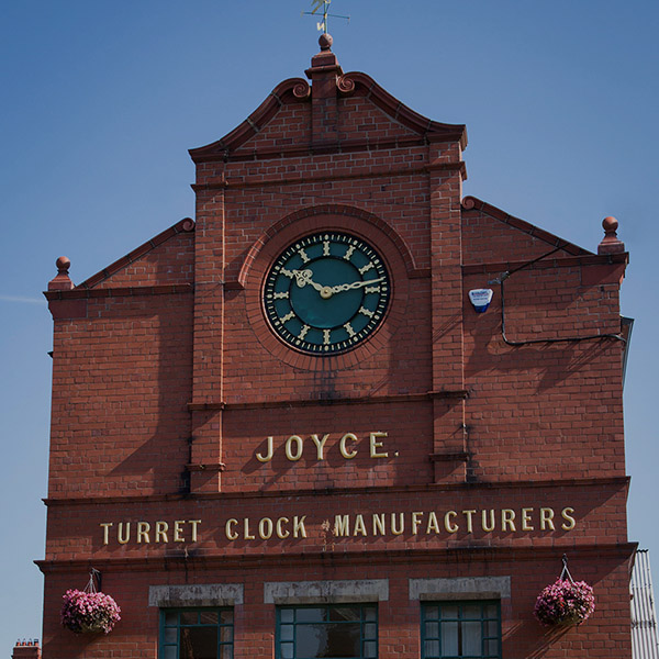 the joyce building