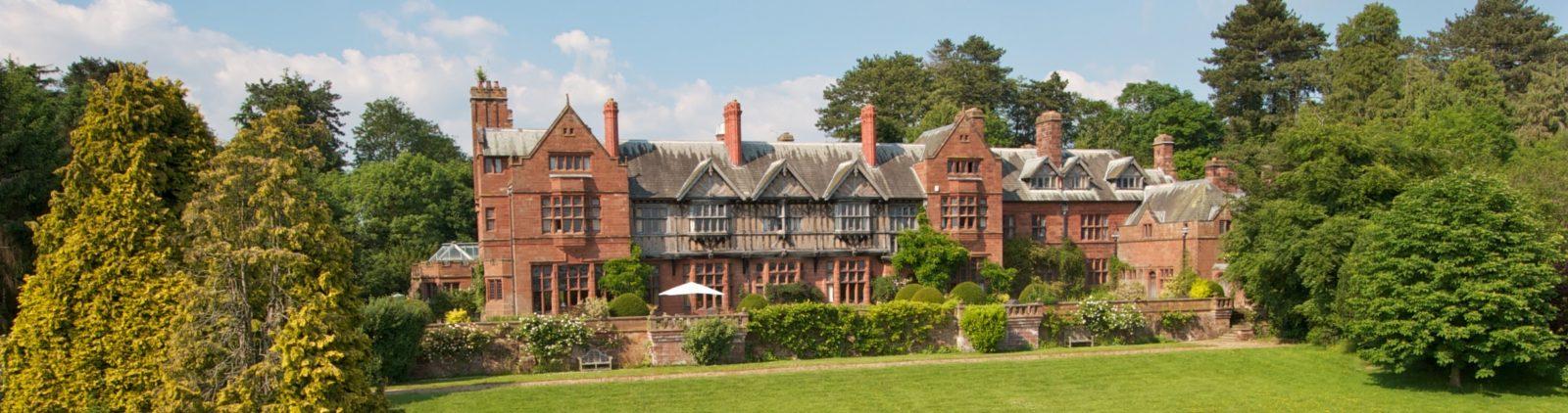 Selected contents of Yeaton Peverey Hall, Shrewsbury, Shropshire.